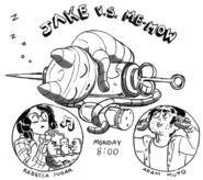 Jake vs Me-Mow art