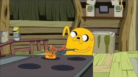 Bacon Pancake Song - Adventure Time-0