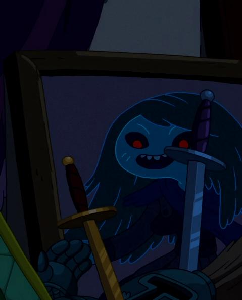Shoko Adventure Time Wiki Fandom