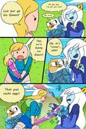 Snow bunny page 1