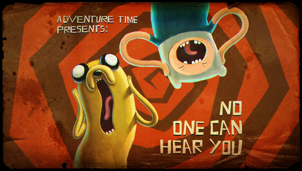 No One Can Hear You | Adventure Time Wiki | FANDOM powered