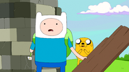 Shocked Finn&Jake