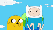 S4e25 Finn and Jake