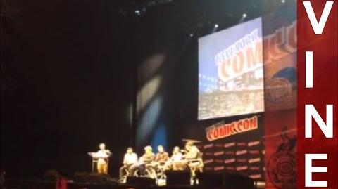 "Adventure Time Stakes - ""Everything Stays DEMO"" New York Comic Con 2015"