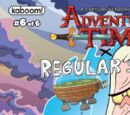 Adventure Time/Regular Show Issue 6