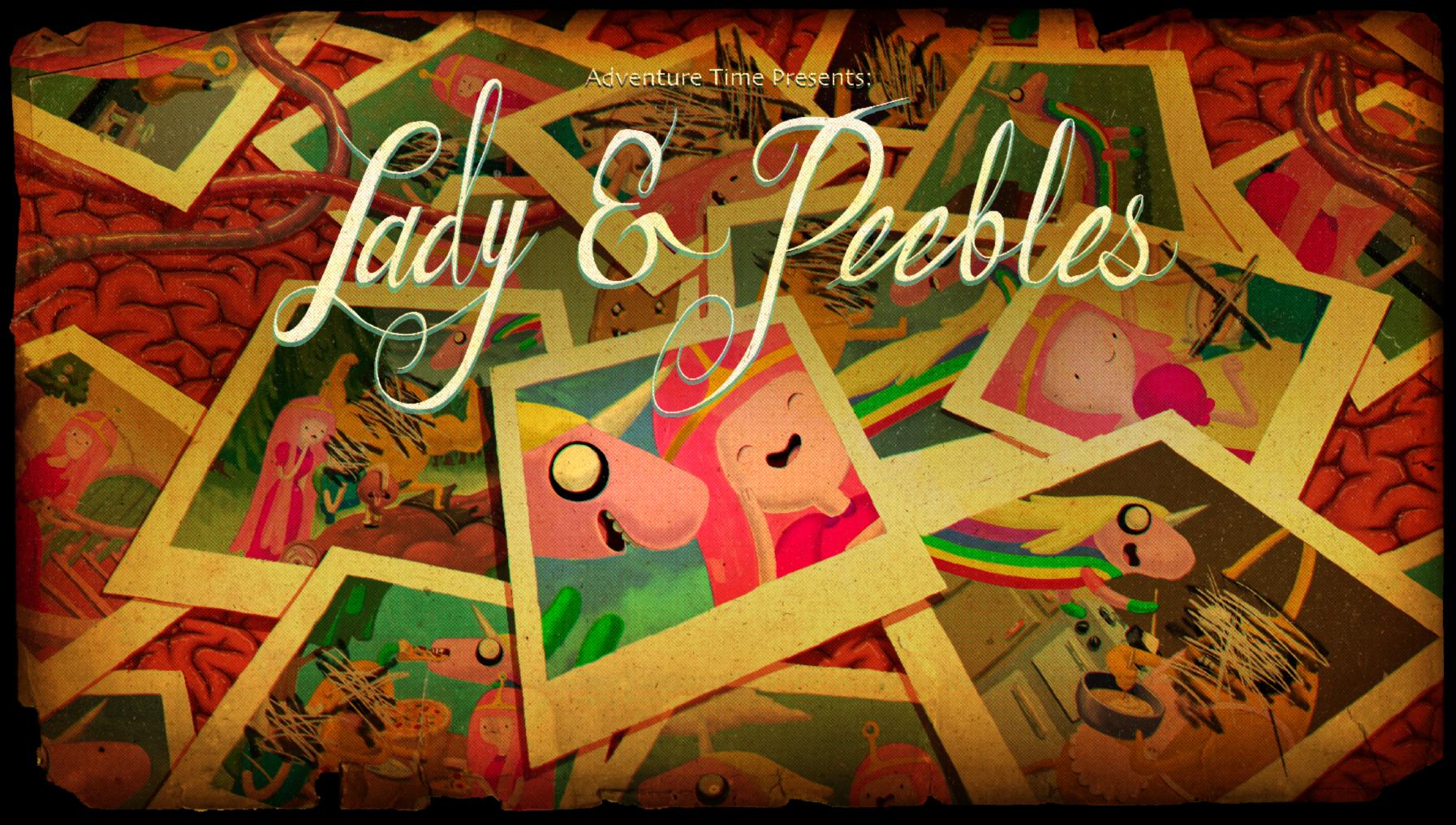 Lady & Peebles | Adventure Time Wiki | FANDOM powered by Wikia