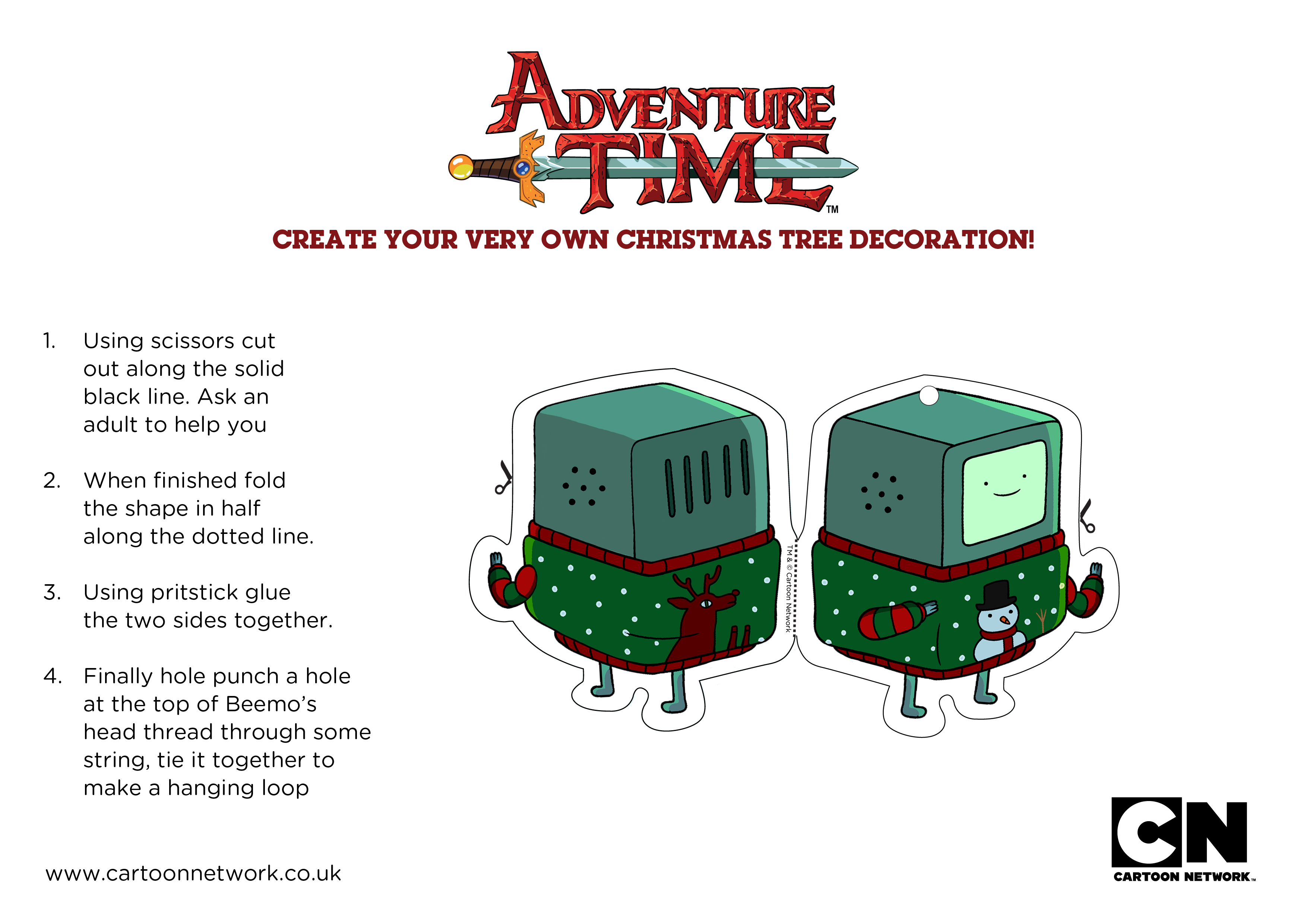 Image Bmo Adventure Time Christmas Decoration Png Adventure Time
