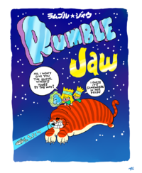 Rumble Jaw promo by Mager
