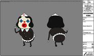 Modelsheet clownnurse3