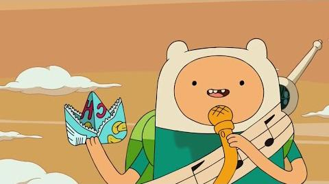 Adventure Time - I Look Up To You HD