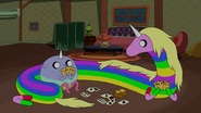 S6e20 T.V. and Lady Rainicorn