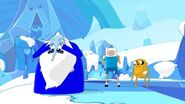 Adventure Time Pirates of the Enchiridion in the Ice Kingdom