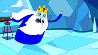 S5e18 Ice King crying