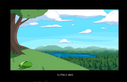Bg s6e20 backpack tree lake