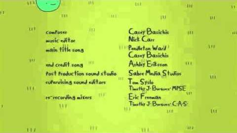 Adventure Time - Credits