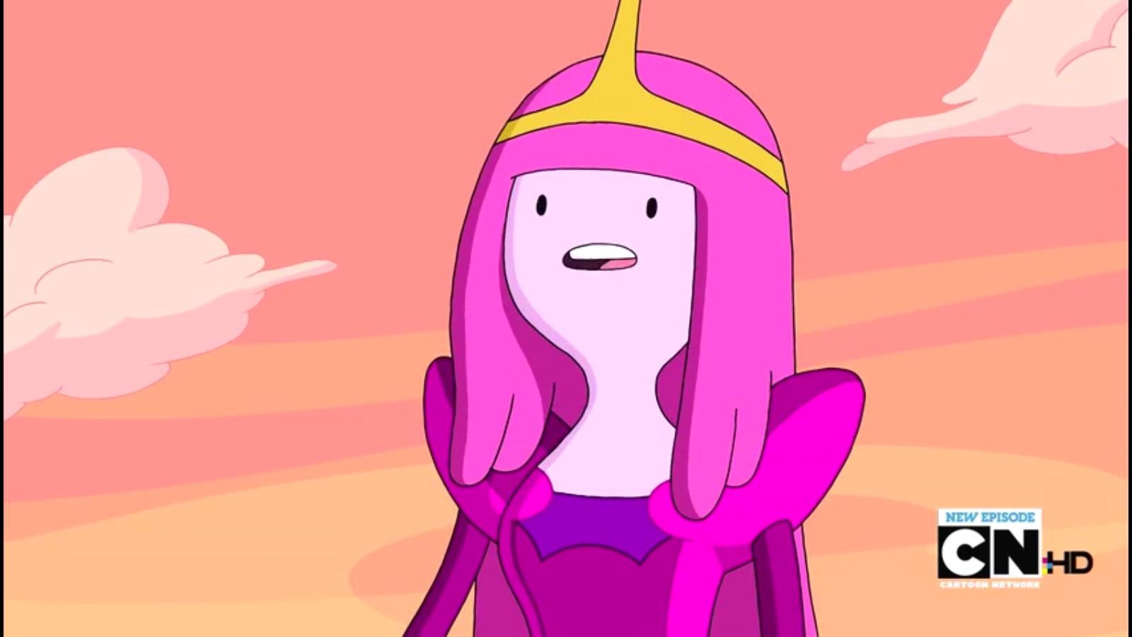 User Blog Backflipgal Princess Bubblegum The Truth Adventure