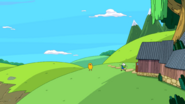 S6E33 Finn and Jake leaving