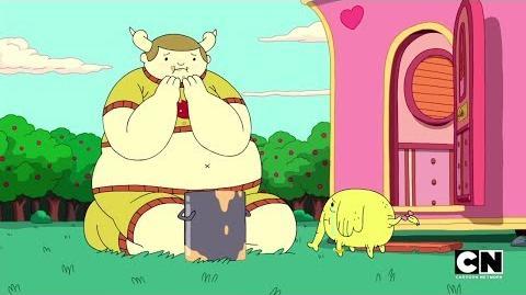 Adventure Time - Ring Of Fire (Sneak Peek)