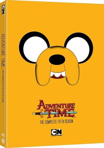 File:AdventuretimeSeason5dvd.jpg