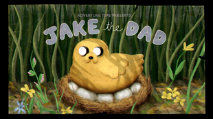 adventure time jakes dad