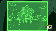 S2E23 SS Finn and Jake hug