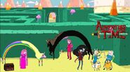The cast of adventure time2