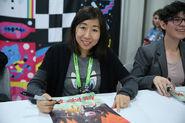 Niki Yang signing Stakes! poster