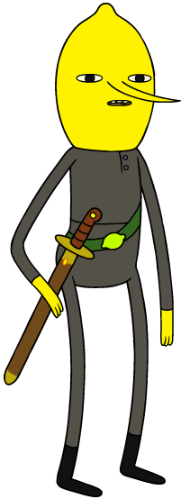 earl of lemongrab