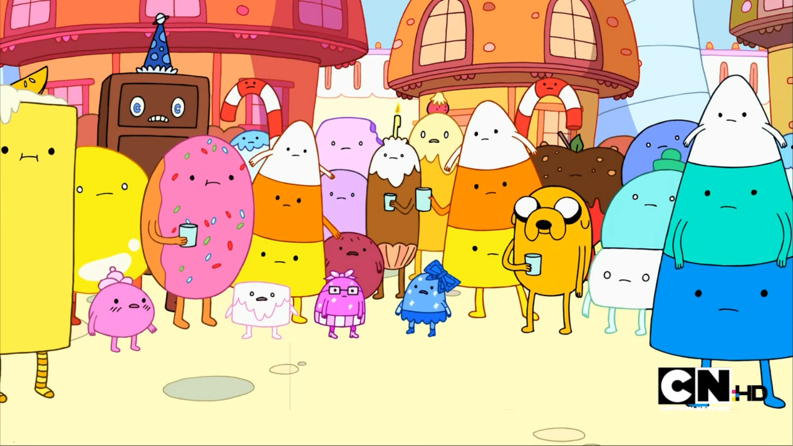 Image - S1e5 candy crowd1.png | Adventure Time Wiki | FANDOM powered ...
