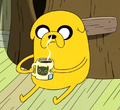 S2e8 jake drinking hot tea.png