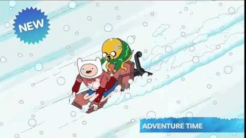 Adventure Time - Christmas Special (Short Promo)