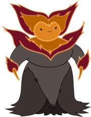 Flame Person 13