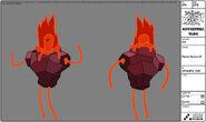 Modelsheet flameperson3