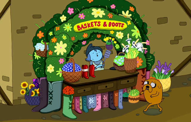 File:S1e13 jake stealing boots.png