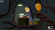 S5 e20 sad typewriter guy