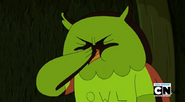 S5 e4 Owl face palm