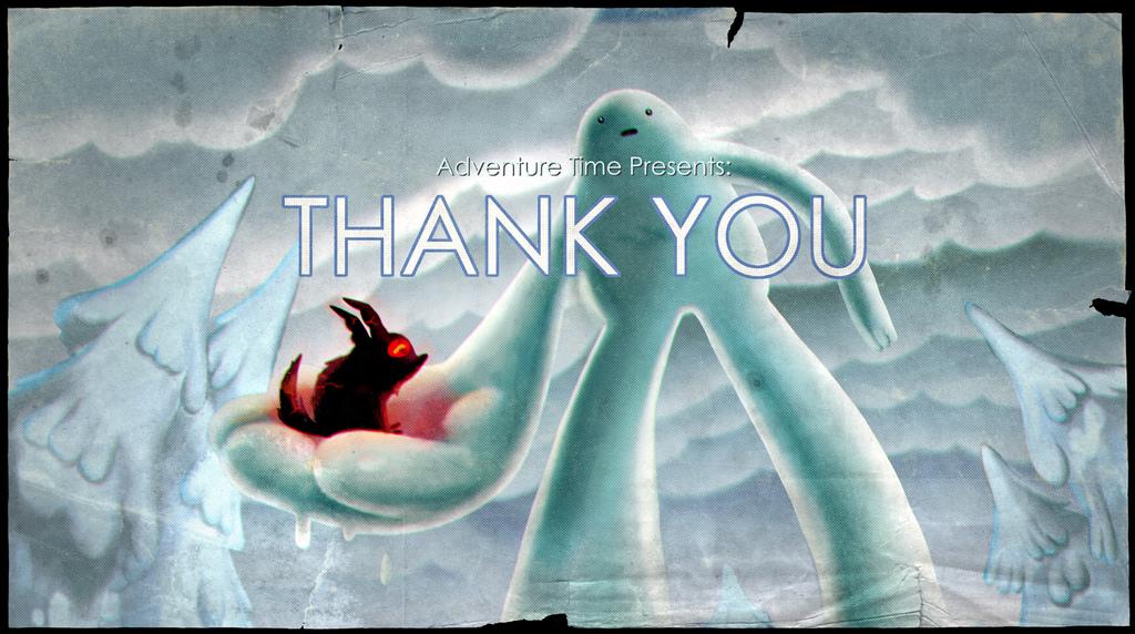 Thank You | Adventure Time Wiki | FANDOM powered by Wikia