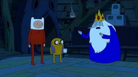 Adventure Time - King's Ransom (Sneak Peek)