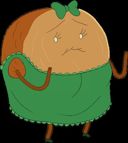 File:Cinnamon Bun in Dress.png
