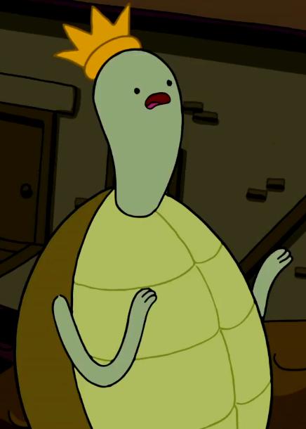 Mr Turtle Adventure Time Wiki Fandom Powered By Wikia