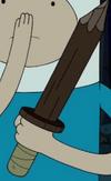 Stake sword