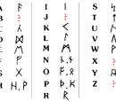 Runic code
