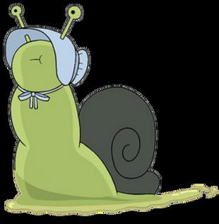 Snail Lady 2
