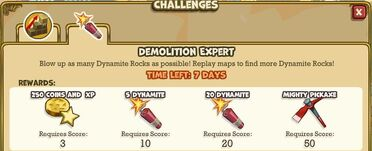 Dynamite Expert