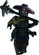 Lord Garmadon (Lego Ninjago Movie)