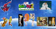 The Powerpuff Girls A Snowed In Christmas