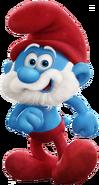 Papa Smurf 2017Movie