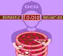 Domestic Edible Deliveries