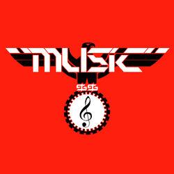 Megacorp logo $MUSIC$