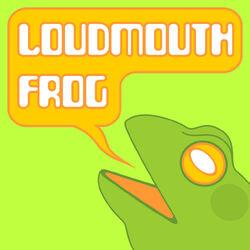 Megacorp logo Loudmouthfrog Ltd